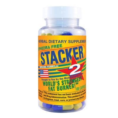 Stacker 2 Ephedra Free