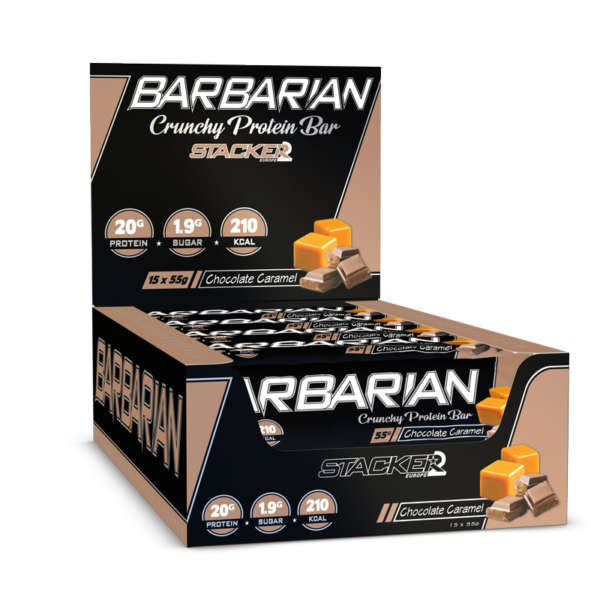 Barbarian - Chocolate Caramel