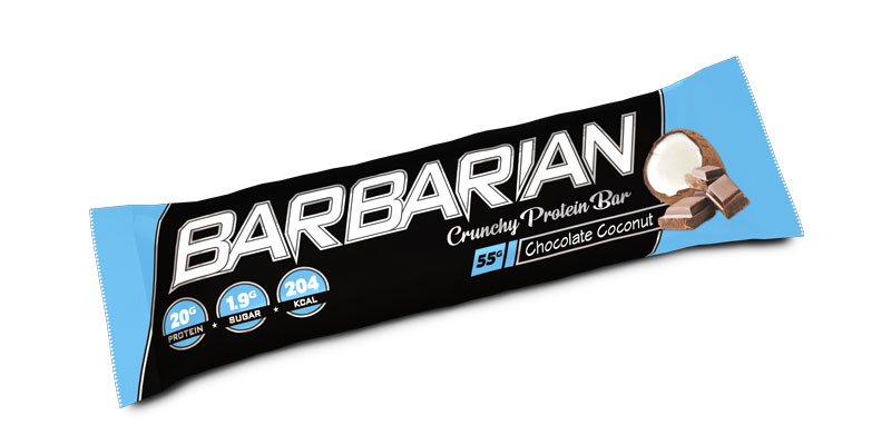 Barbarian - Chocolate Coconut