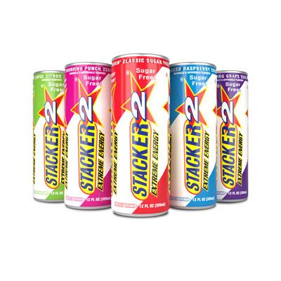 Extreme Energy - Sugar Free