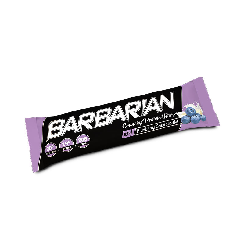 Barbarian - Blueberry Cheesecake - [FOIL]