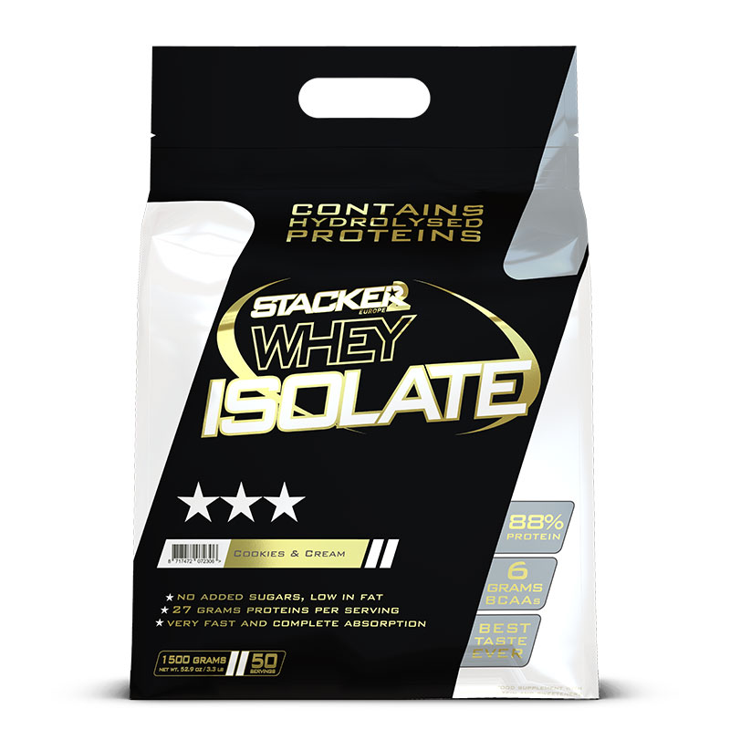 Whey Isolate - Cookies & Cream
